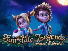 Fairytale Legends: Hansel Аnd Gretel
